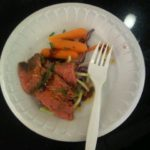 Delicious Sous Vide meal cooked with the SousVide Supreme!