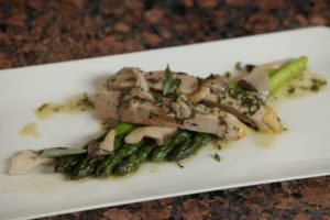 Herb Roasted Pheasant Breast #sousvide