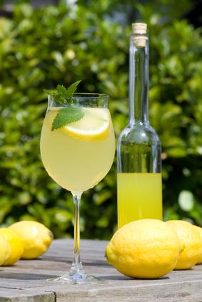 easy limoncello sous vide