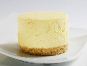 Egg Nog Cheesecakes