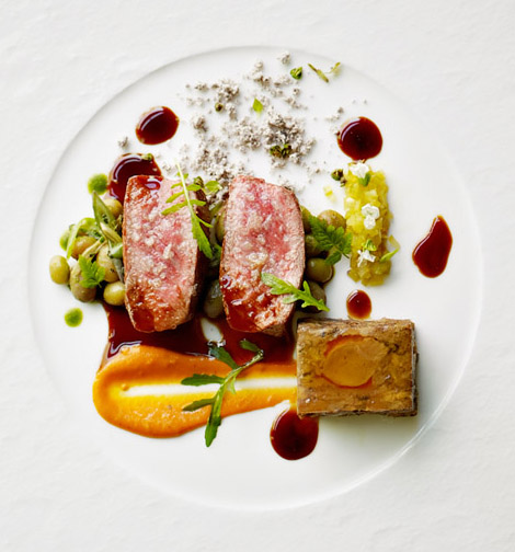 Herb Roasted Spring Lamb Loin | SousVide Supreme Blog