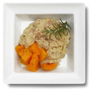 Sous Vide Vegetable Risotto