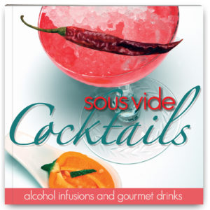 sous vide cocktails book