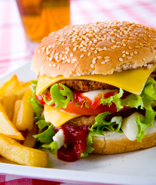 Burgers Kicked Up!