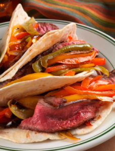 Easy Weeknight Steak Fajitas