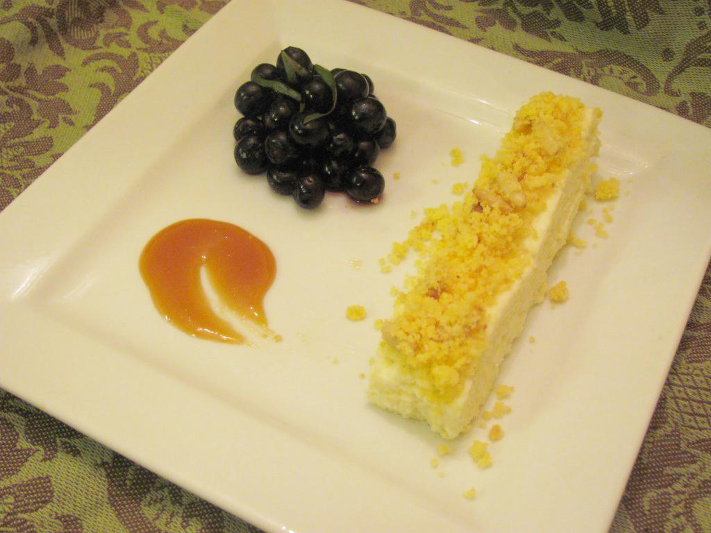 sweet corn cheesecake sous vide sousvide supreme blog