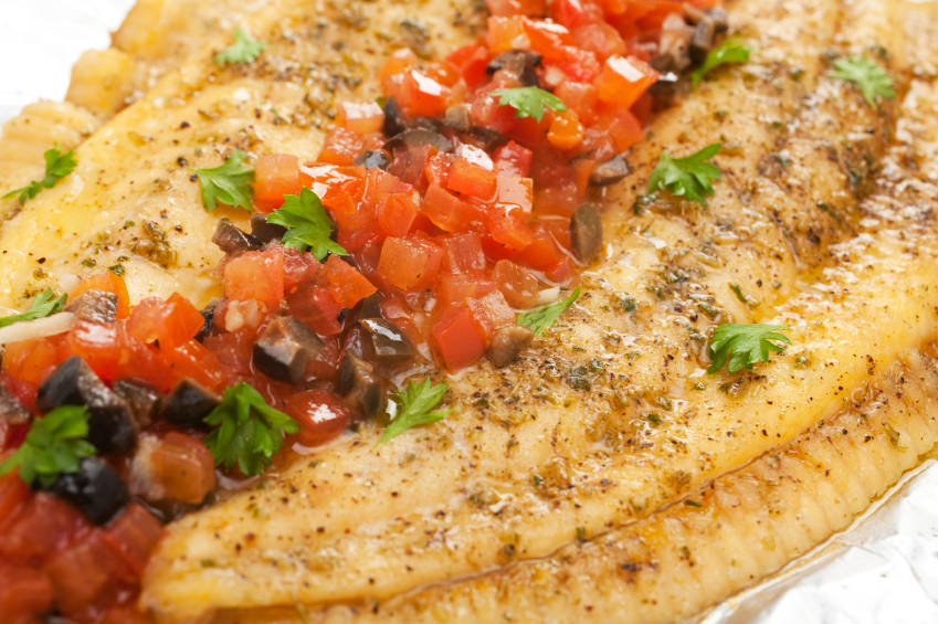 Chef raymond blanc s grilled turbot sousvide supreme blog for Cuban fish recipes