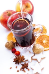 mulled wine made sous vide