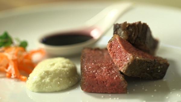 New York Strip Steak Sous Vide