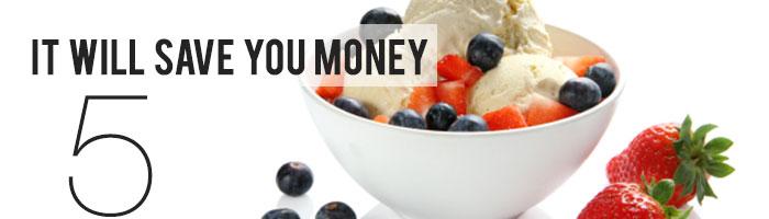 SousVide Supreme Saves You Money