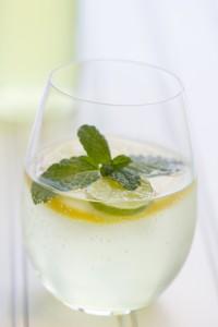Lime Limoncello Cooler