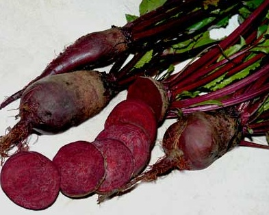 Sliced Beets #sousvide