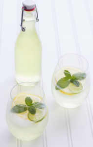 Lime Limoncello Spritzer