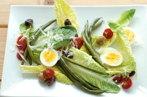 Haricot Vert Salad French Haricot Vert Salad Sous Vide
