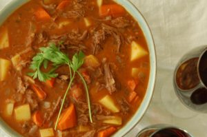 SOUSVIDE SUPREME - madeline's short rib stew #sousvide