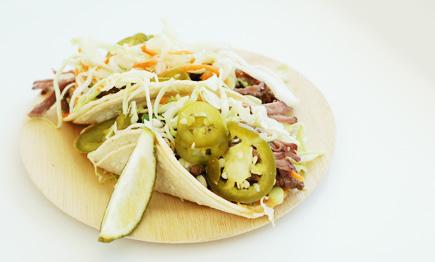 Madeline's SousVide Supreme Short Rib Tacos
