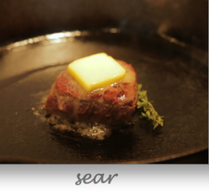SVS Holiday Entertaining Sear Step