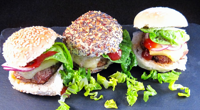Pork Mini-Burgers | SousVide Supreme Blog