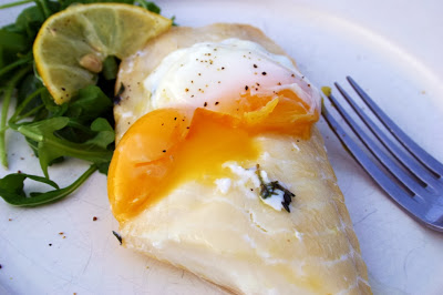 smoked haddock and poached egg Belleau Kitchen photo