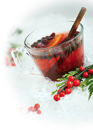 Hot Spiced Cider | SousVide Supreme Blog