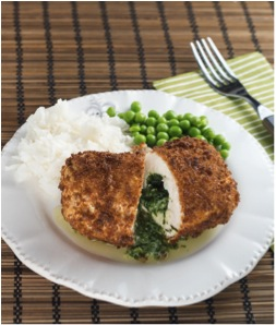 Chicken Kiev Sous Vide
