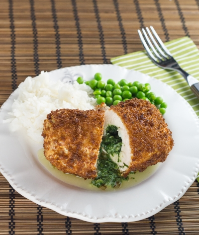 Sous Vide Chicken Kiev