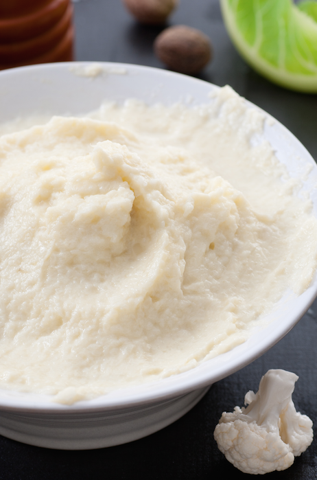 boursin cauliflower puree