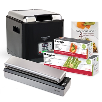 Everything you need to keep your SousVide Supreme in top shape.»