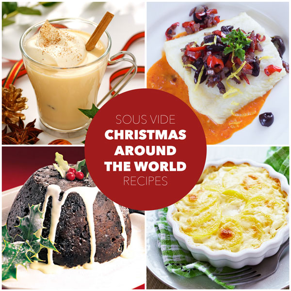 16 Christmas Recipes from Around the World