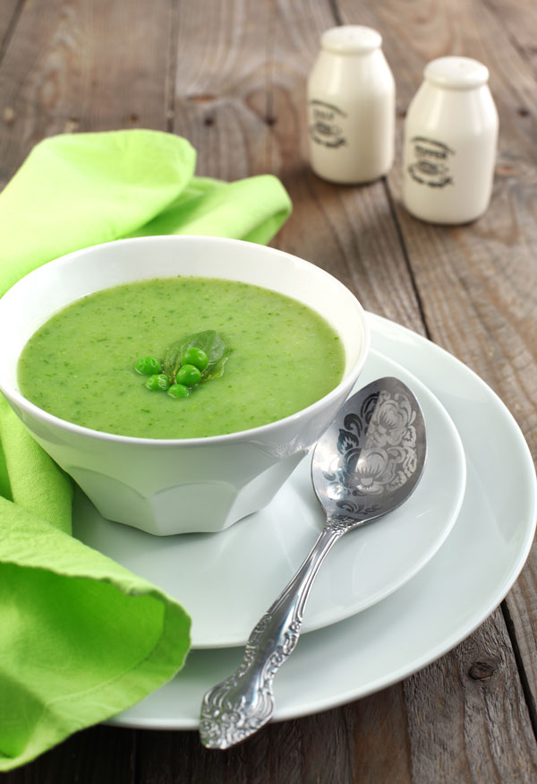 Green Pea Soup photo