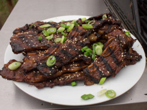 Kalbi-Korean-BBQ Pork Ribs