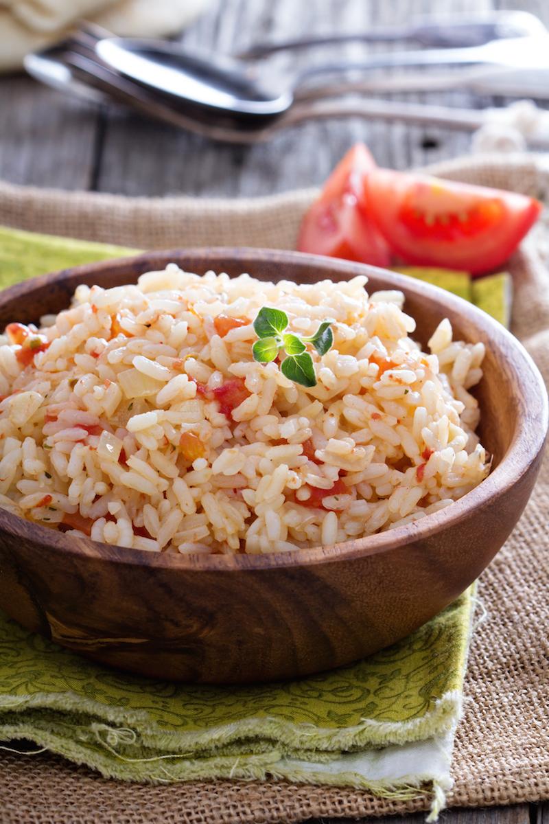 Arroz Braziliero (Brazilian Rice)