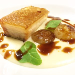 Pan Seared Pork Belly Sandra Rosylotti original