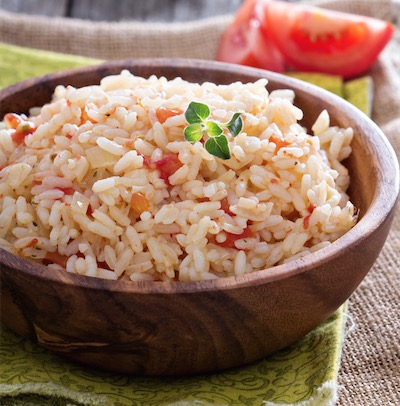 Arroz Braziliero (Brazilian Rice)